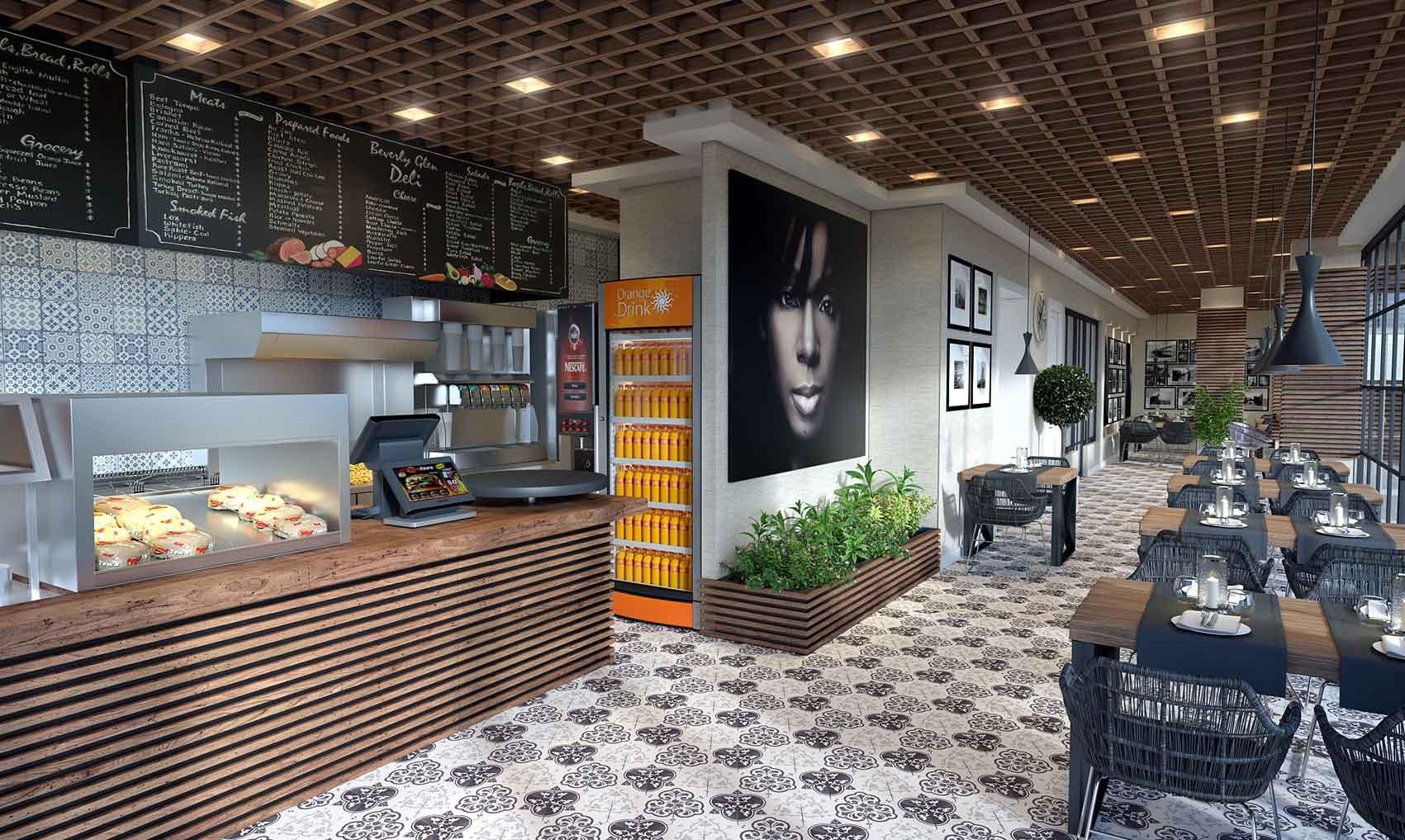 Bistro Cafe - Almanya