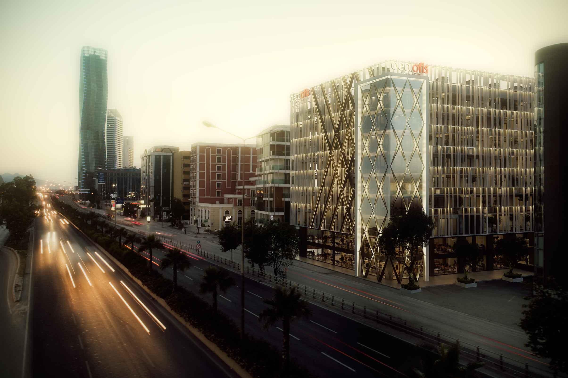 Ideal Ofis - İzmir